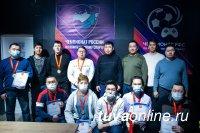 Награждены победители турнира на призы Мэра Кызыла по кибер-спорту