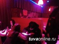 В Туве «неугомонный» кафе-бар попал под колпак столичных властей