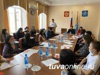 В Туве движение Молодогвардейцев в 2020 году признали одним из эффективных региональных отделений в РФ