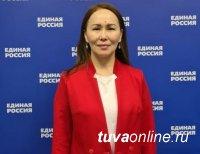 Аяна Монгуш: «Политика – женское дело»