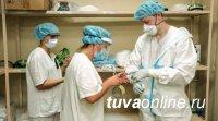 Тува возглавляет рейтинг регионов с наименьшим приростом COVID-19
