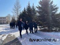 С инженерными сетями и стройками Кызыла познакомился министр строительства России Ирек Файзуллин