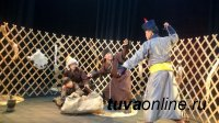 Поставленный в Туве спектакль «Тараа» стал Лауреатом I степени III Международного кастинг-конкурса «Сияние – 2021»