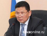 В Туве поздравляют с Днем рождения известного юриста, законодателя, правоведа и общественника Артура Монгала