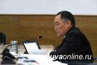 Глава Тувы считает необходимым внести коррективы в программу ремонта электросетей после шторма 13 января