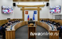 В Правительстве Тувы подвели итоги выездной работы Правительства РФ в Туве