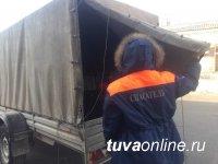 Заблудившийся в Пийхемском районе Тувы мужчина вышел на связь