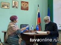 Спикер тувинского парламента Кан-оол Даваа провел очередной прием граждан