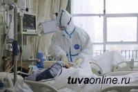 В Туве с начала года от COVID-19 скончались 22 жителя