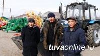 Бай-тайгинские фермеры устроили агростартап по-тувински