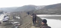 В Туве местные власти и федералы оперативно устранили угрозу подтопления в одном из райцентров