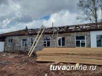 В сельских ДК Тувы начались ремонтно-строительные работы