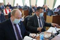 В Верховном Хурале Тувы состоялось собрание депутатской фракции партии «Единая Россия»