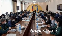 В Правительстве Тувы обсудили итоги весенних каникул школьников, организацию бесплатного горячего питания и профориентационную работу