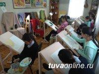 В Туве школа искусств им. Нади Рушевой приглашает на Дни открытых дверей