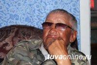 В Туве родственники неделю разыскивают пожилого жителя Сукпака