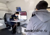 В Туве с начала года автовладельцы насобирали 19639 штрафов