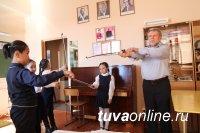 Тува стала участником уникального проекта - Межрегиональной творческой Летней школы Леонида Лундстрема