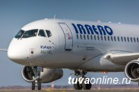 """Авиакомпания """"ИрАэро"""" планирует в июне выполнять авиарейсы Москва-Кызыл 4 раза в неделю"""