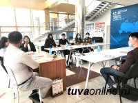 Учащиеся Кызылского транспортного техникума лучшие в дебатах среди студенческой молодежи Тувы