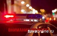 В Кызыле на улице Полигонная в 6 ч утра насмерть задавили пешехода. Водитель скрылся