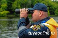 В Туве на реке Сой ведутся поиски мужчины