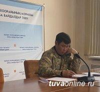 В Кызыле в связи с подъемом уровня воды в Енисее развернуты пять пунктов временного размещения
