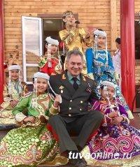 Жители Тувы поздравили Героя России Сергея Шойгу с Днем рождения
