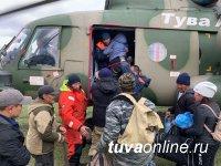 Из подтопленного в оленеводческом Тоджинском районе Тувы села Сыстыг-Хем эвакуированы 52 жителя, в том числе 22 ребенка