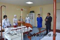 Главной кузнице медицинских кадров среднего звена Тувы - 75 лет