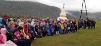 В отдаленном тоджинском районе Тувы построят буддийский храм