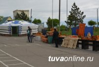 Жителям Кызыла продемонстрировали продукцию, изготовленную заключенными