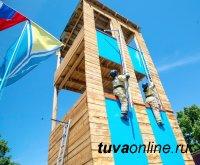 Новая учебная башня для пожарных появилась в Сут-Хольском районе Тувы