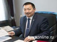 Алдар Тамдын сообщил о своем уходе с должности министра культуры Тувы
