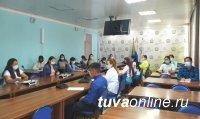 ТувГУ и вуз Ташкентской области Узбекистана провели конкурс социальных проектов