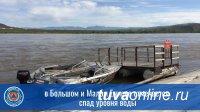 Вода в реках Тувы 9 июня убывает