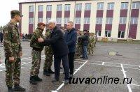 Бойцы СОБР и ОМОН  из  Тувы выполнили поставленные задачи на Северном Кавказе
