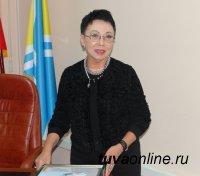 В Туве сегодня день  траура в связи с кончиной Ларисы Кужугетовны Шойгу