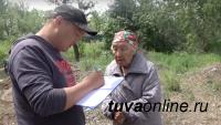 В четырех муниципалитетах Тувы работают комиссии по определению ущерба от паводка