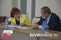В Кызыле выбирают площадку под новое здание детской больницы