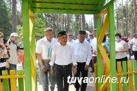 Председатель Верховного Хурала Тувы посетил Татарстан
