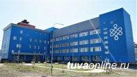 В Кызыле вновь запущен инфекционный госпиталь на базе нового терапевтического корпуса
