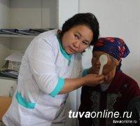 В Туве в среднем на 10000 населения приходится 51 врач