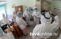 В Туве за сутки выявлено 130 новых заболевших Covid-19