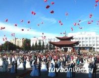 Коэффицинт брачности в Туве снизился за год с 6,7 до 5. Всего в Туве на сегодня 61 тысяча супружеских пар