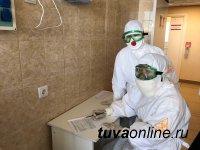 За 10 июля в Туве зарегистрировано 130 новых случаев заболевания коронавирусом