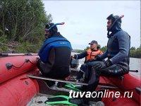 В Туве спасатели обнаружили тело утонувшей девочки