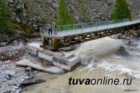 Военные помогут построить три моста в отдаленном Монгун-Тайгинском кожууне и два - в Дзун-Хемчикском кожууне Тувы