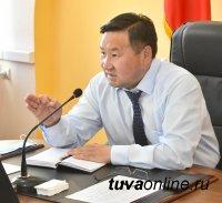 Врио главы Тувы принял решение о ликвидации республиканского министерства общественной безопасности