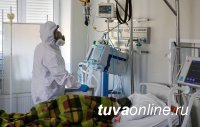 В Туве за сутки зарегистрировано 196 новых заболевших Covid-19. Это больше пикового значения июня прошлого года